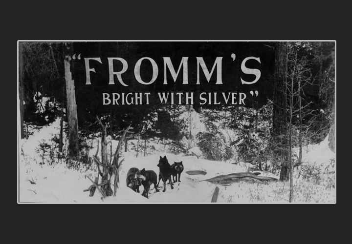 Fromm History - Bright with Silver